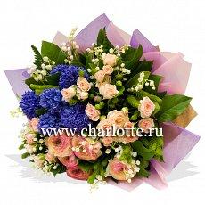 Заказать букет к 8 марта, розы оптом бердск